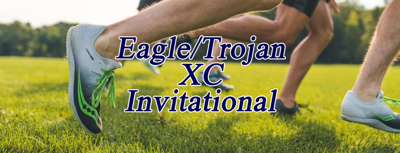 Mona Shores' Robyn Hunt runs to an impressive victory at Trojan/Eagle Invitational