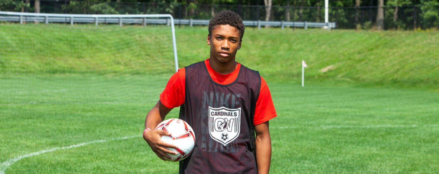 OV's Darius Williams lost the chance for another great football season; now may lose soccer, too