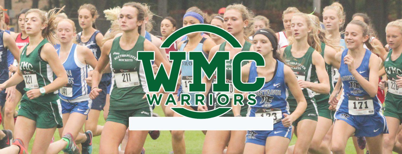 WMC boys and girls cross country teams finish near the top at Saturday's MCC run
