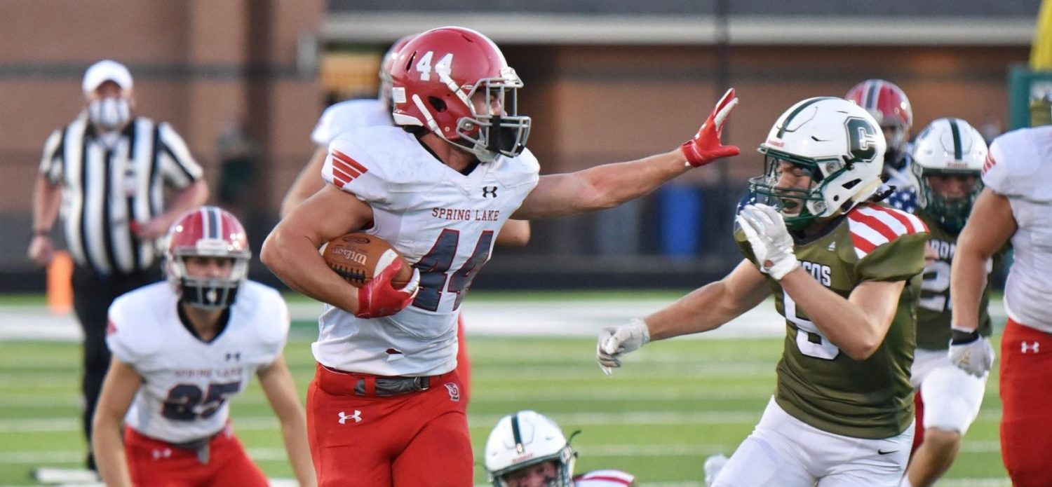 Spring Lake picks up first win with convincing victory over Coopersville