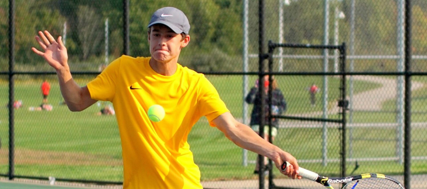 Whitehall tennis coach helped teach his nephews, who are now standouts for rival North Muskegon