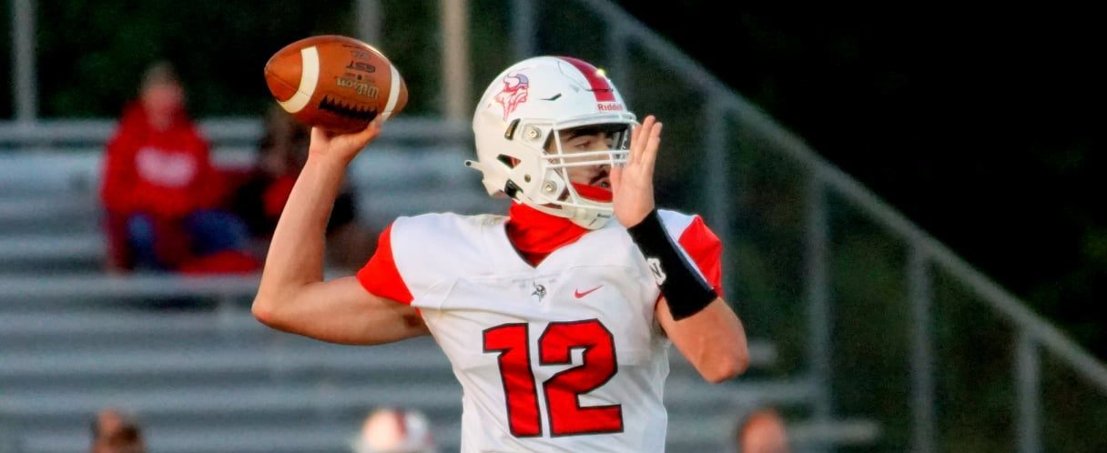 After overcoming a nasty injury and reclaiming his job, Durbin ready to lead Whitehall back to prominence