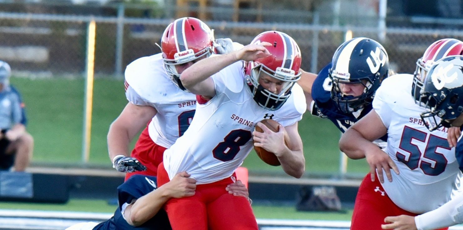 Spring Lake opens season with competitive O-K Blue Conference loss to Unity Christian