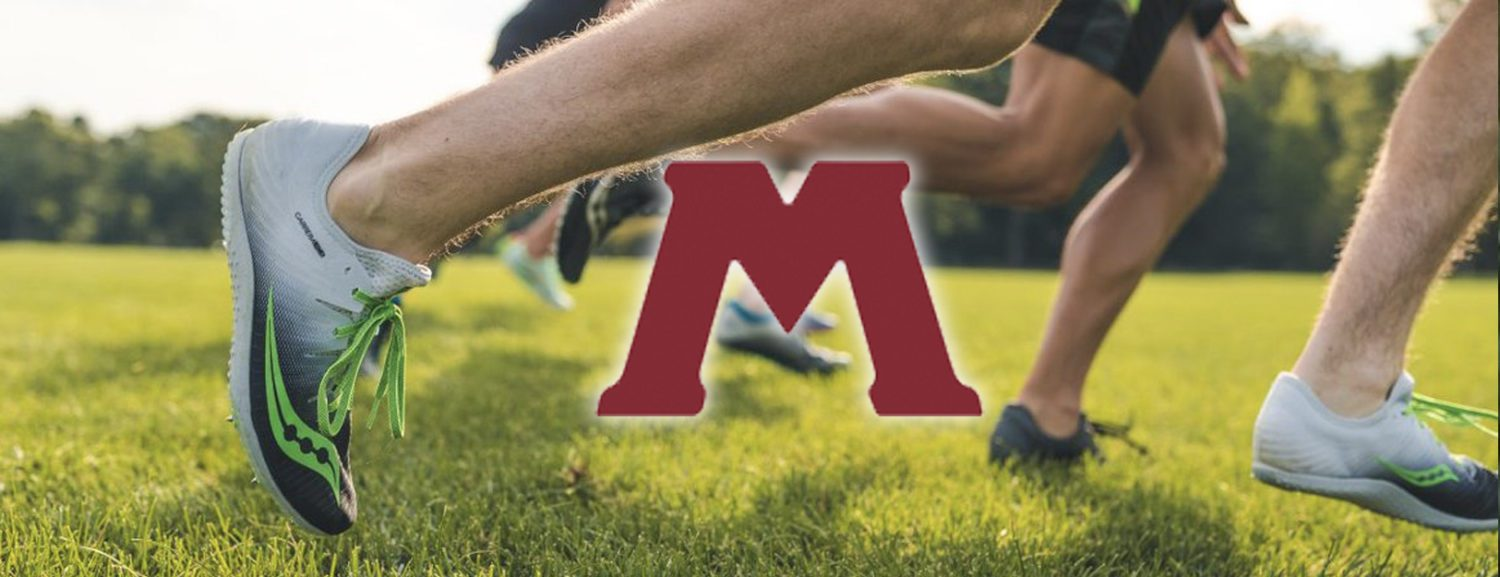 Muskegon boys cross country team competed in Holland on Wednesday