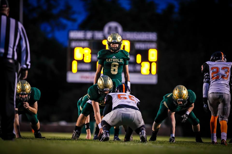 After losing, learning and improving, MCC QB Max Price ready to complete the Crusader Comeback