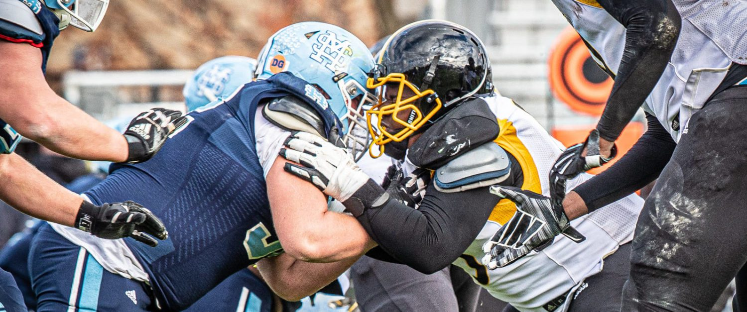 Brady Rose, Sailors have a surprisingly easy time with Detroit King, winning title game rematch 35-21