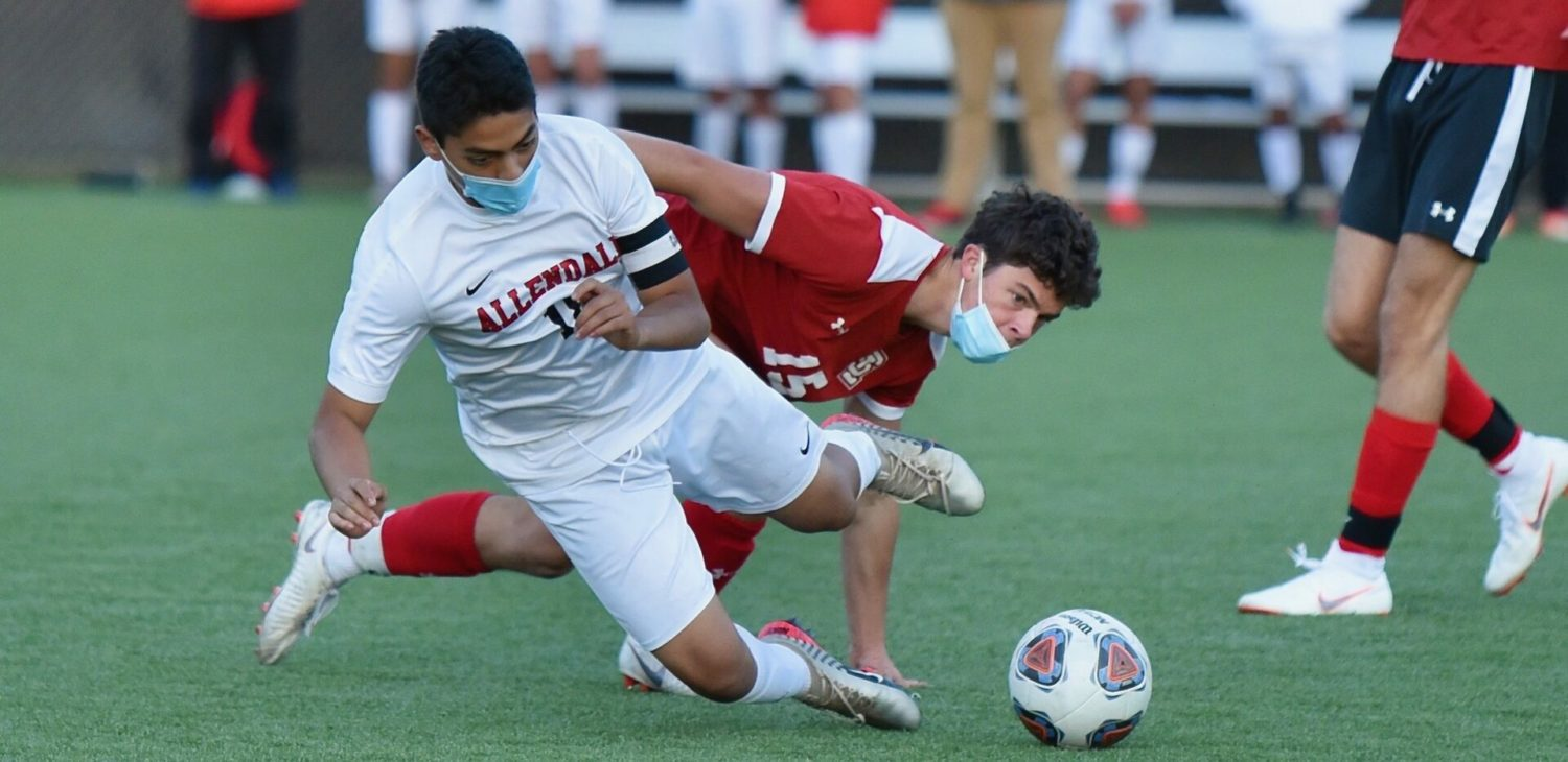 No tie this time: Spring Lake soccer now 6-0-4 after beating Allendale 8-1 in O-K Blue tournament