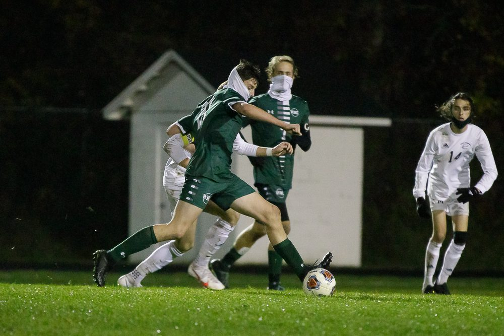 Mafahla scores twice as WMC rallies past North Muskegon to win Division 4 district championship