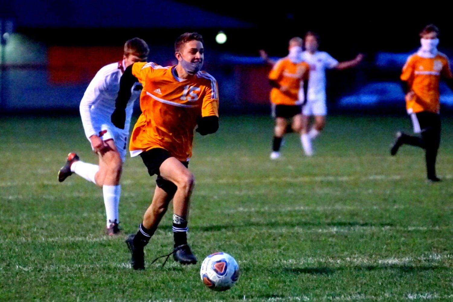 Ludington advances in district play with a 5-1 win over Fremont