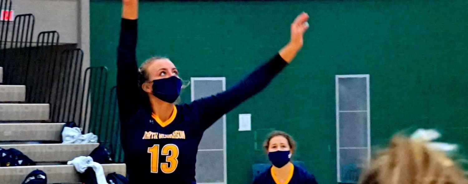Norse volleyball ace Syann Fairfield, teammates excited about Tuesday's big rematch with Montague