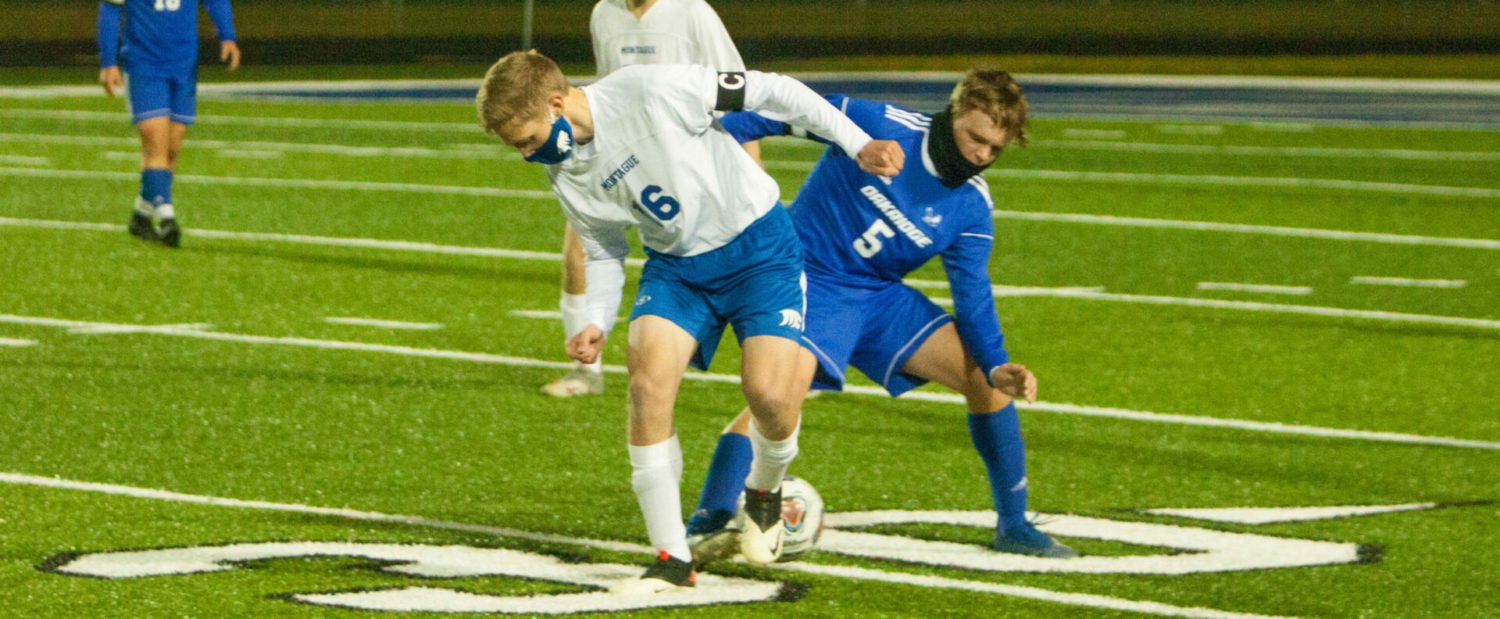 Oakridge soccer team comes from behind to beat Montague in OT, advances to D3 district title game