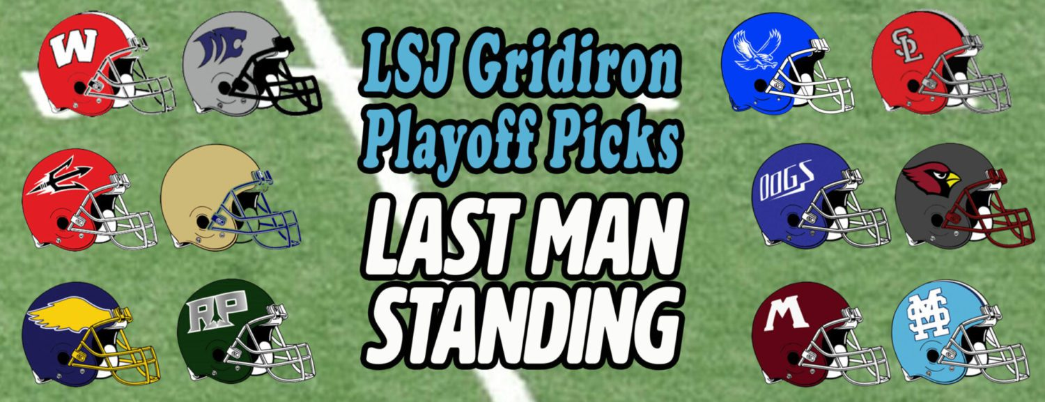 LSJ Gridiron Playoff Picks: The worst picker will be eliminated every week, until the last man is standing