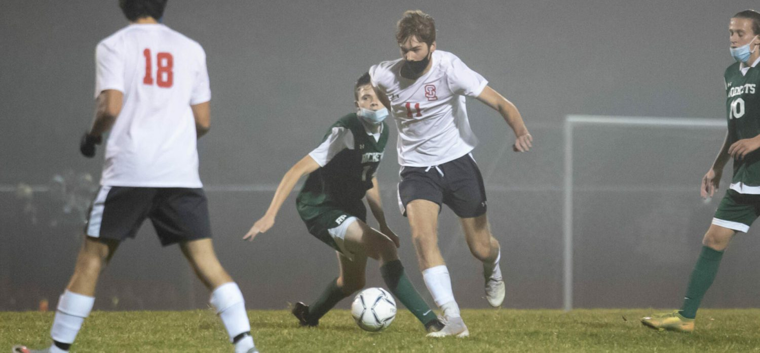 Spring Lake overcomes late R-P rally, wins 3-2 and claims Division 2 district soccer championship