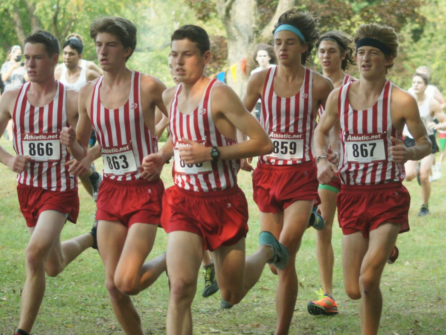 Fremont boys win second straight D2 state cross country title;  top runner Walker wins individual crown