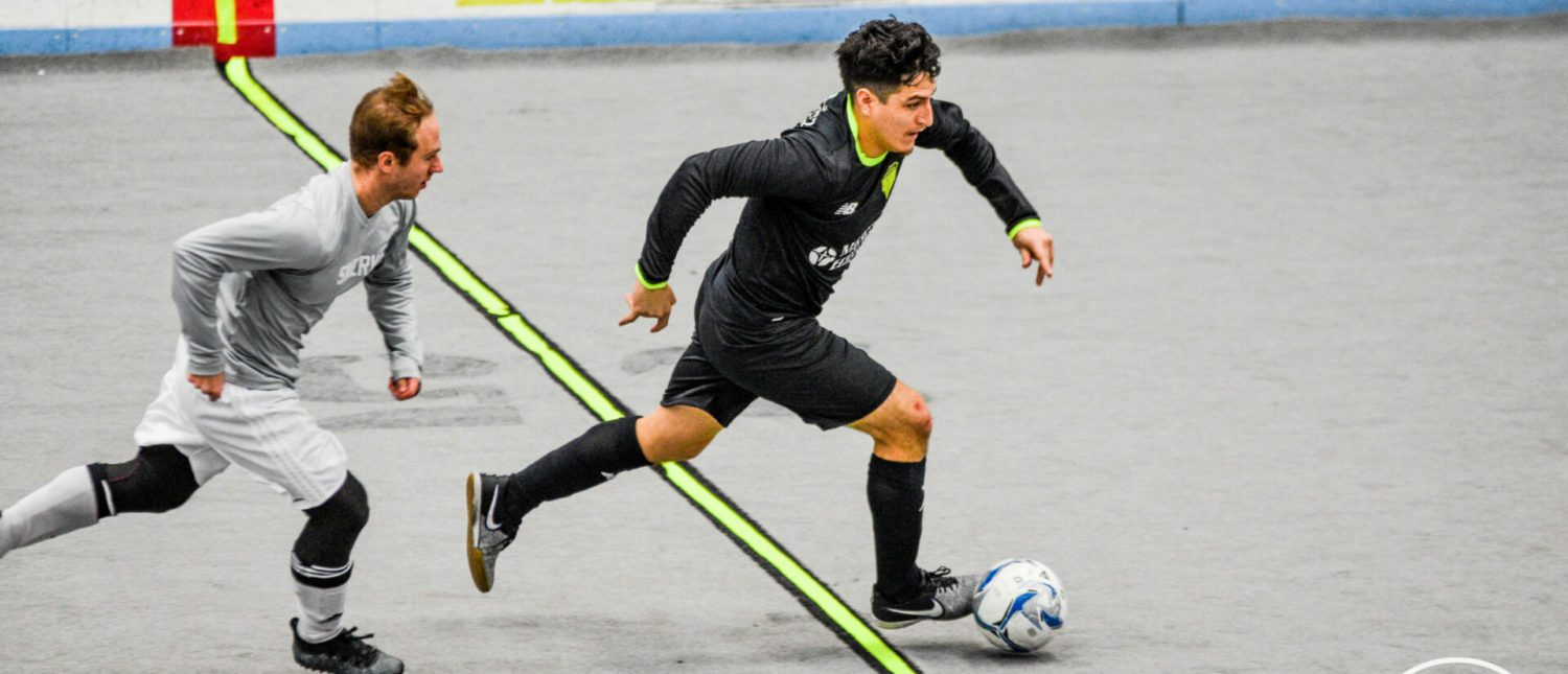 Muskegon Risers will play a three-game schedule, all at home, during the indoor arena soccer season