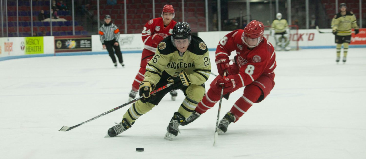 Lots of penalties sink Lumberjacks in a disappointing 5-3 loss at home to the lowly Dubuque Fighting Saints