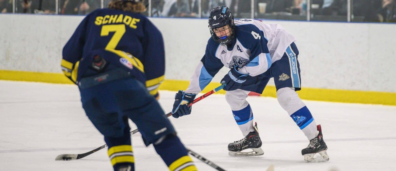 Mona Shores hockey team, community mourn the tragic death of a player following a weekend vehicle accident