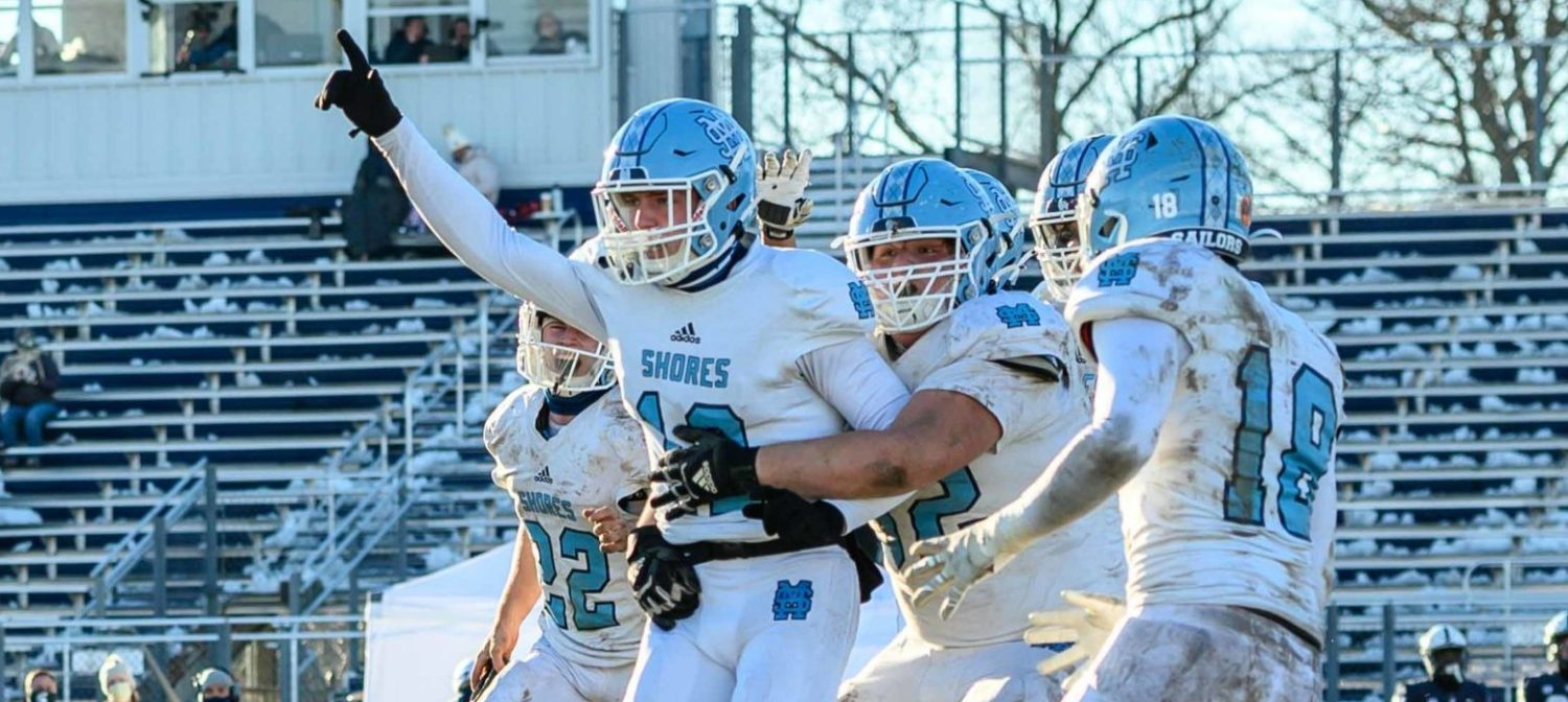 DeKuiper's dramatic field goal as time runs out gives Mona Shores a 24-21 regional win and a berth in state semifinals