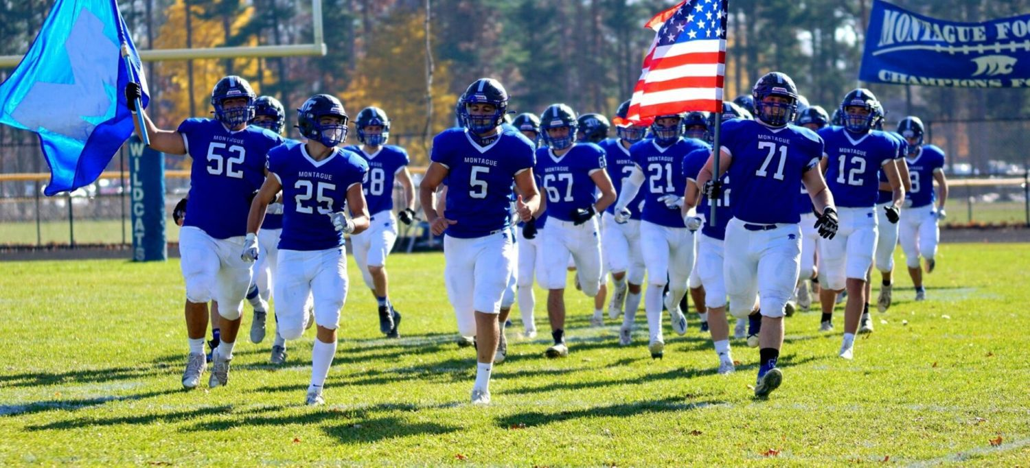 Montague football, driven by near misses in recent years, eager to resume state title drive against Montrose