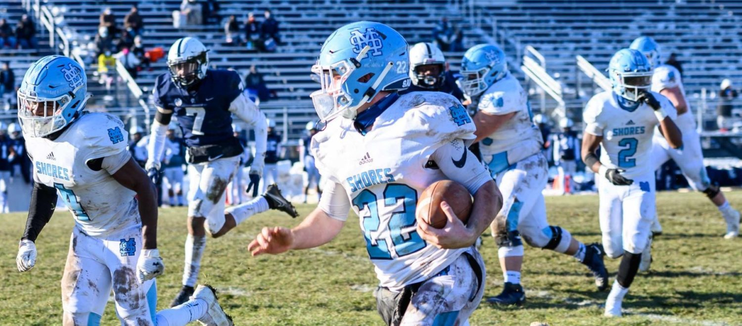 After a string of nail-biting playoff wins, Mona Shores is ready for anything in Saturday's semifinal against TC Central