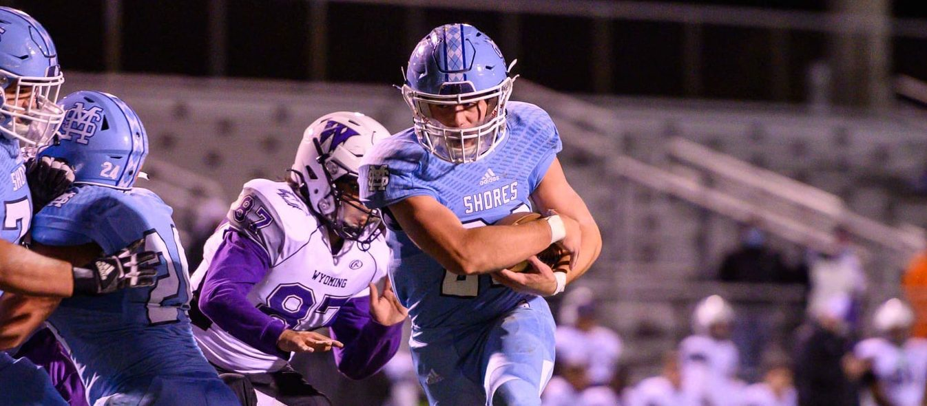 After several close calls in the playoffs and the long break, Mona Shores set to continue bid for a repeat state title