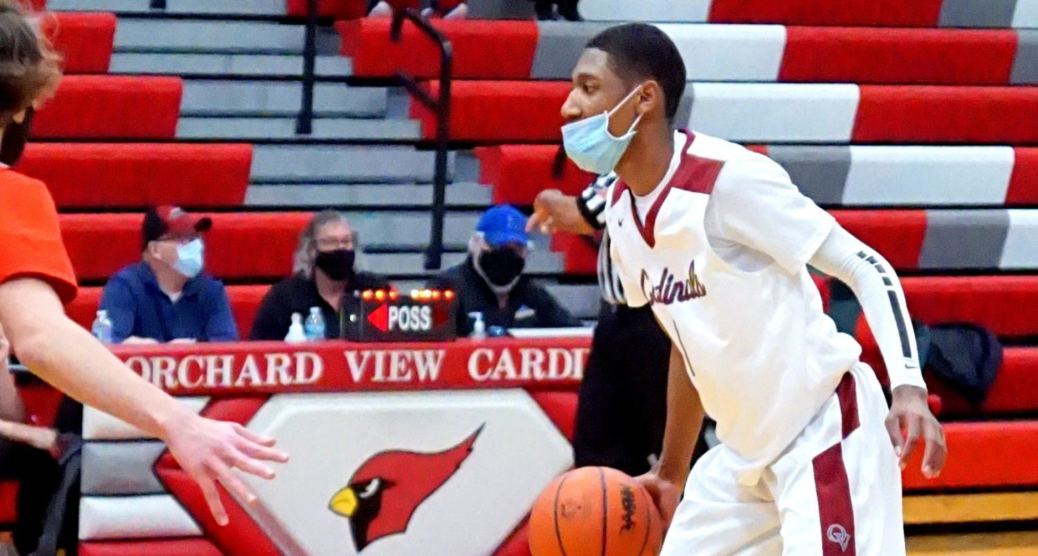 [VIDEO] Orchard View's Ke'Ontae Barnes – 40 ways to 40 points