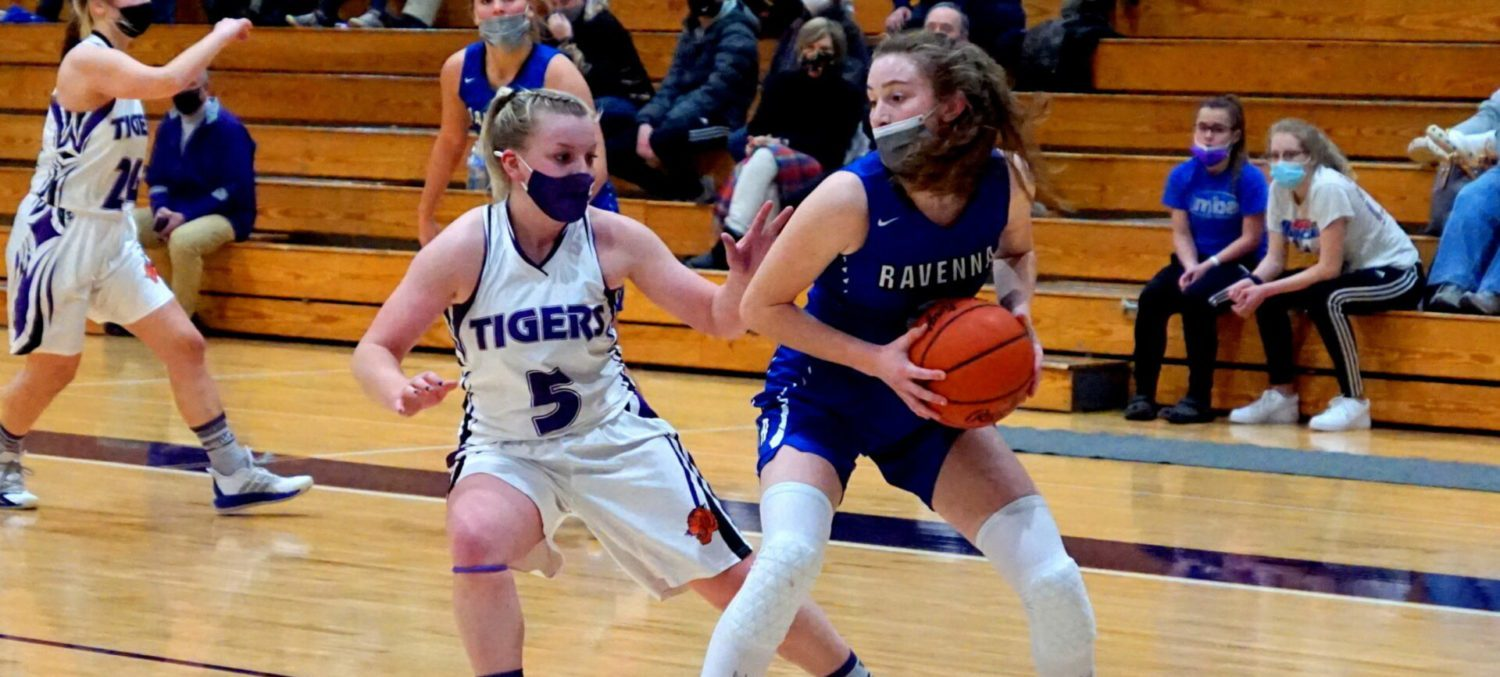 Monday girls basketball roundup: Ravenna sneaks by Shelby in tight conference clash