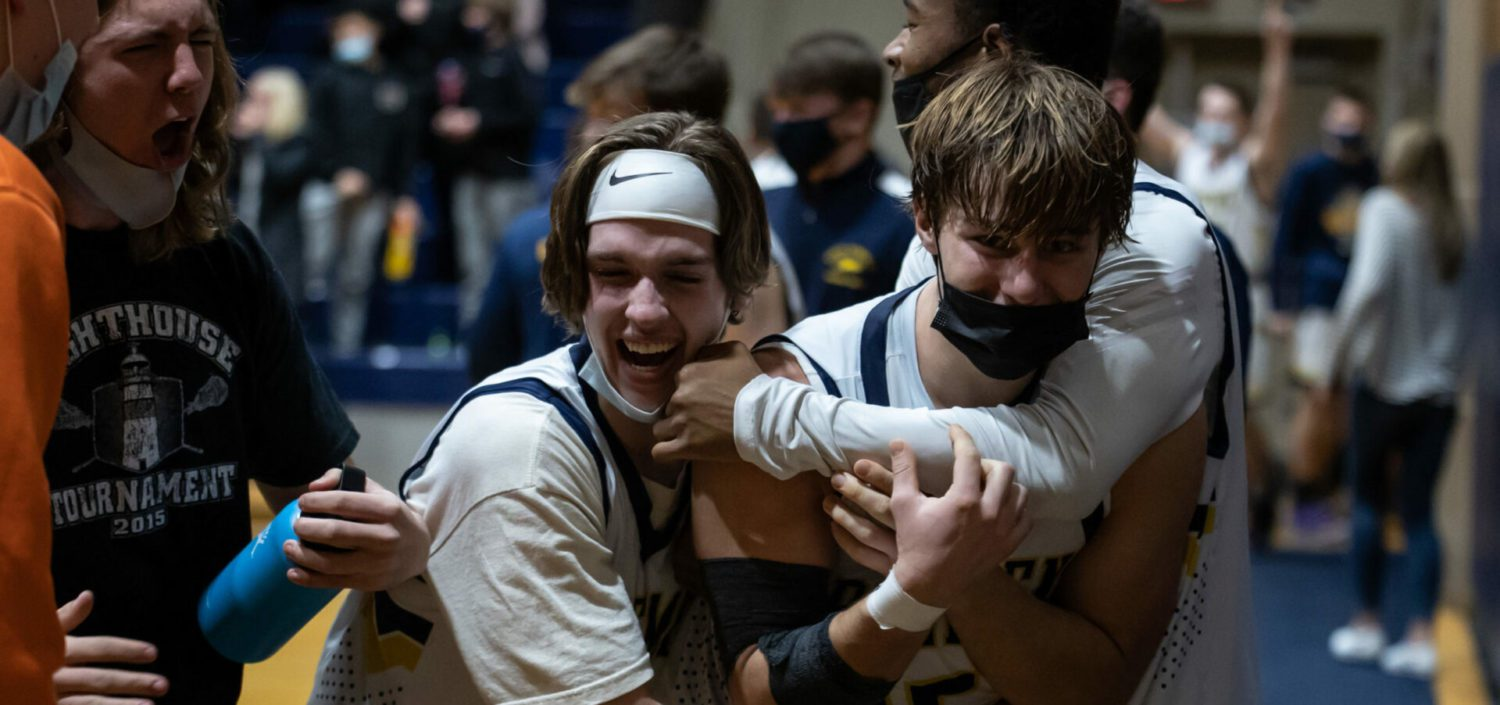 Friday boys hoops roundup: North Muskegon wins at the buzzer on shot from half court