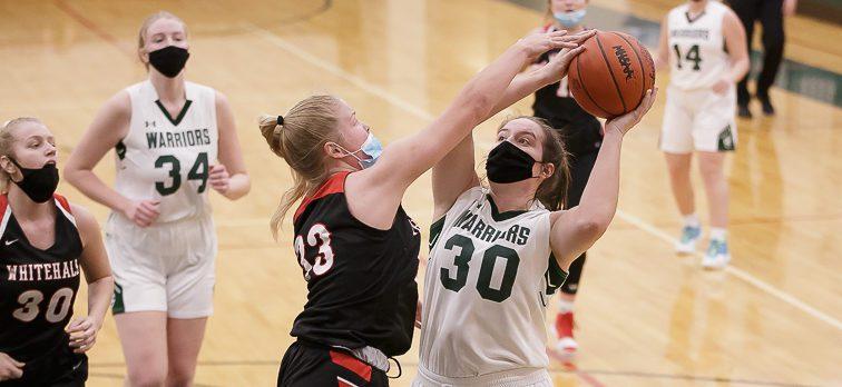 Saturday girls basketball roundup: Western Michigan Christian stuns visiting Whitehall with 60-32 win