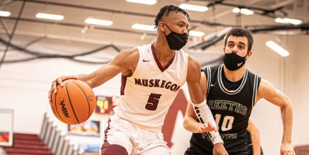 Come on, man! Do high school athletes really deserve public scorn if their masks fall down a bit in the heat of competition?