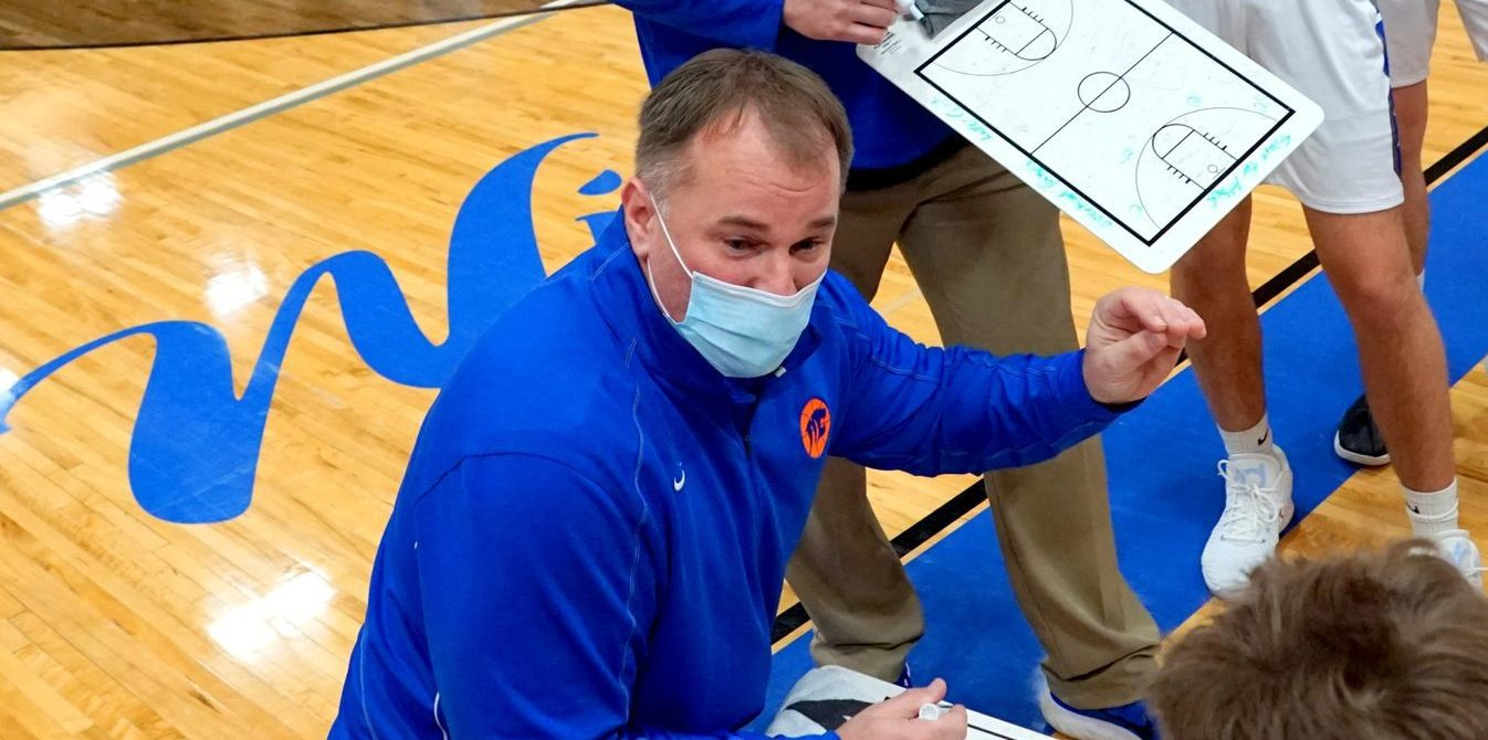 After 14 years, 200 wins and many memorable moments, Montague hoops coach Dave Osborne still has his team in title contention