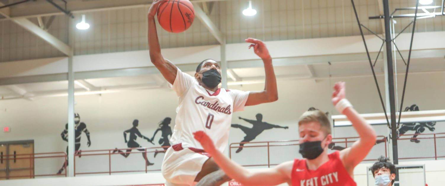 Monday boys basketball roundup: Ke'ontae Barnes sets Orchard View scoring record in victory over Kent City