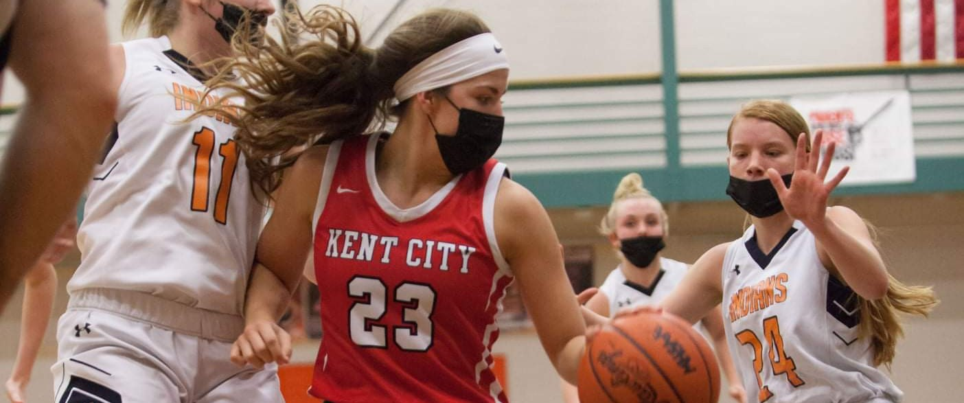 For Kent City sharpshooter Kenzie Bowers, there's only one unchecked goal on her list – bringing home a state title trophy