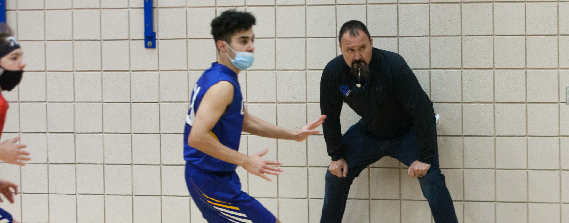 From 2-19 to contender: Fruitport Calvary Christian boys, under new coach Brad Richards, are in the hunt for a district title