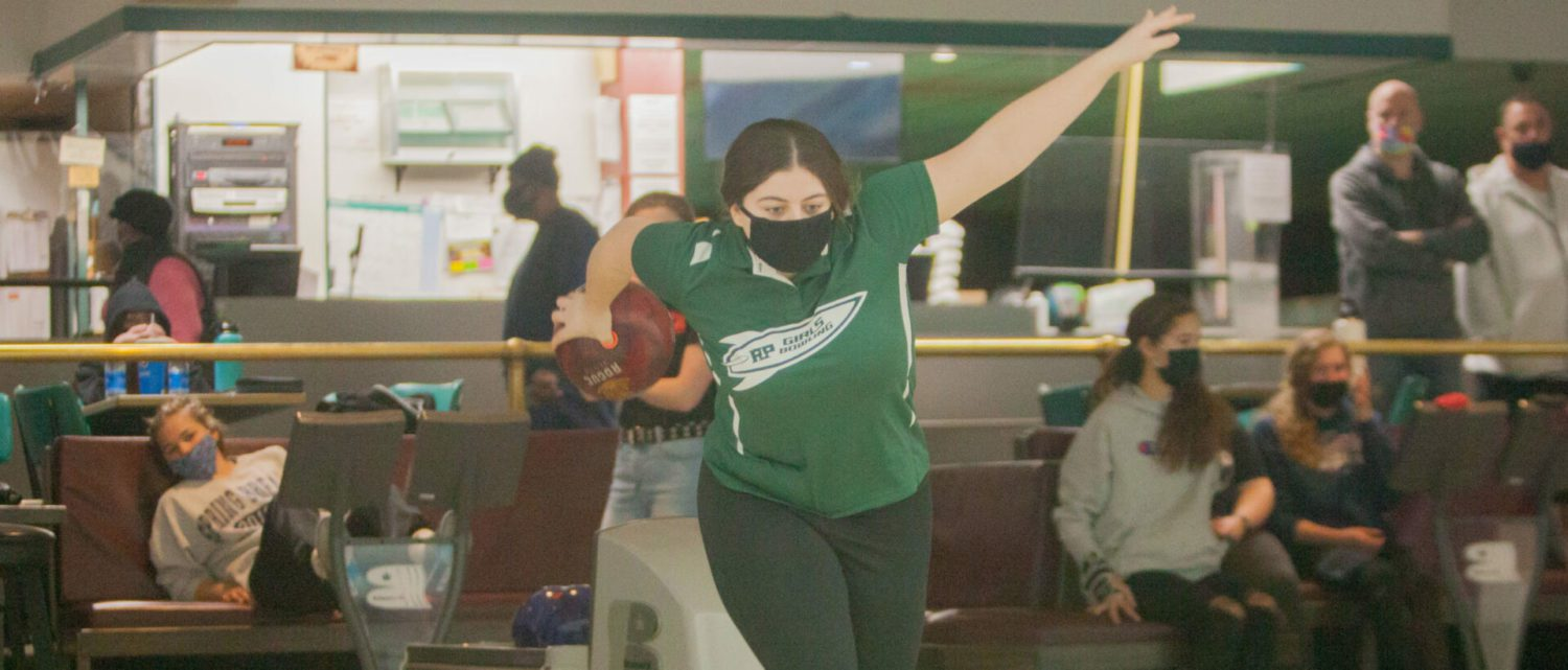 R-P freshman Bianca Kammers, already tops on her bowling team, ready to begin her quest to be a four-year state qualifier