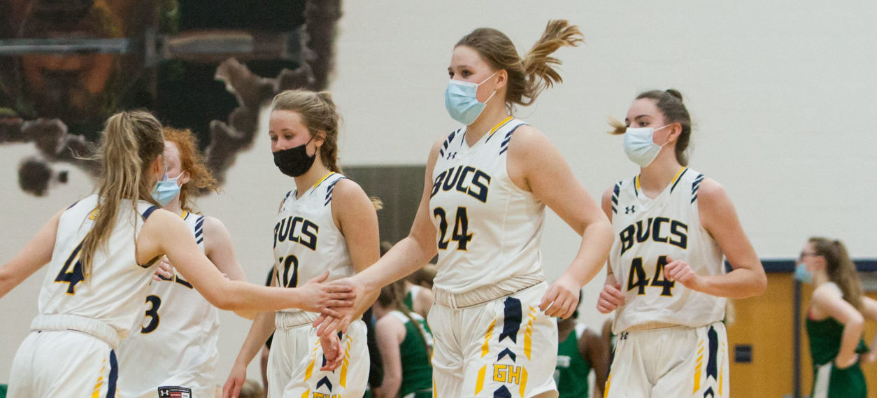 Grand Haven girls basketball team puts tough regular season behind it, beats Reeths-Puffer in first round of D1 districts