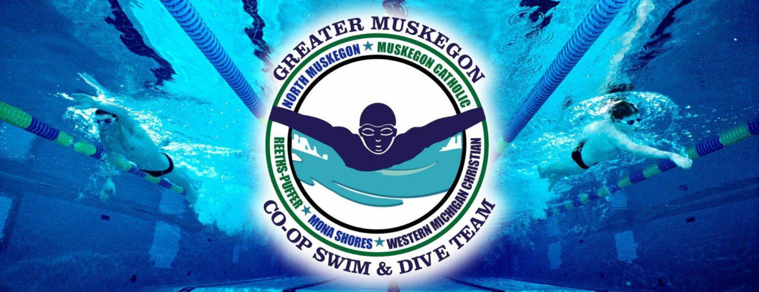 Greater Muskegon co-op girls swimming team tops Hamilton