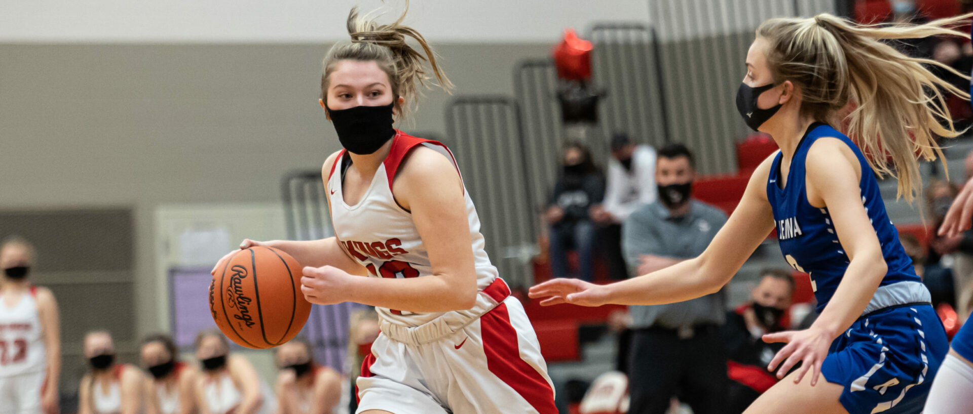 Tuesday girls hoops roundup: Muskegon edges Reeths-Puffer 40-37; Kent City clinches CSAA Silver Division championship
