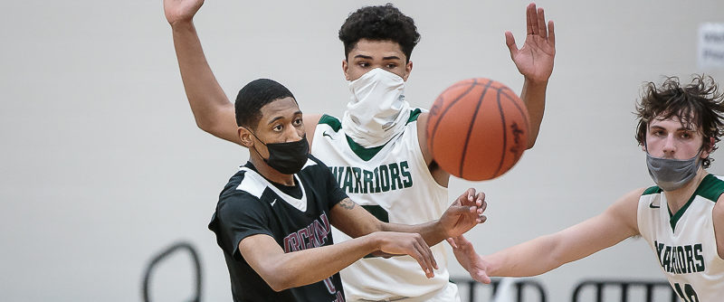 Updated matchups for this week's boys basketball district tournaments involving Muskegon area teams