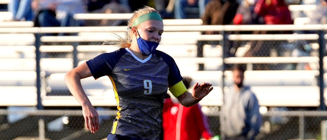 North Muskegon's Hope Johnson is healthy and scoring a lot, propelling Norse soccer team to another exciting season