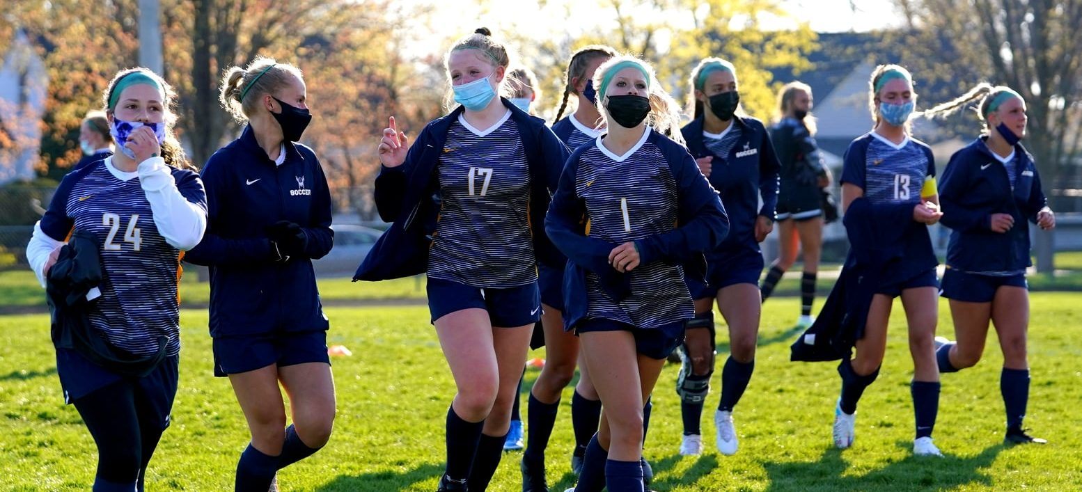 Hope Johnson scores three goals, North Muskegon soccer team beats Whitehall 8-0 and remains undefeated