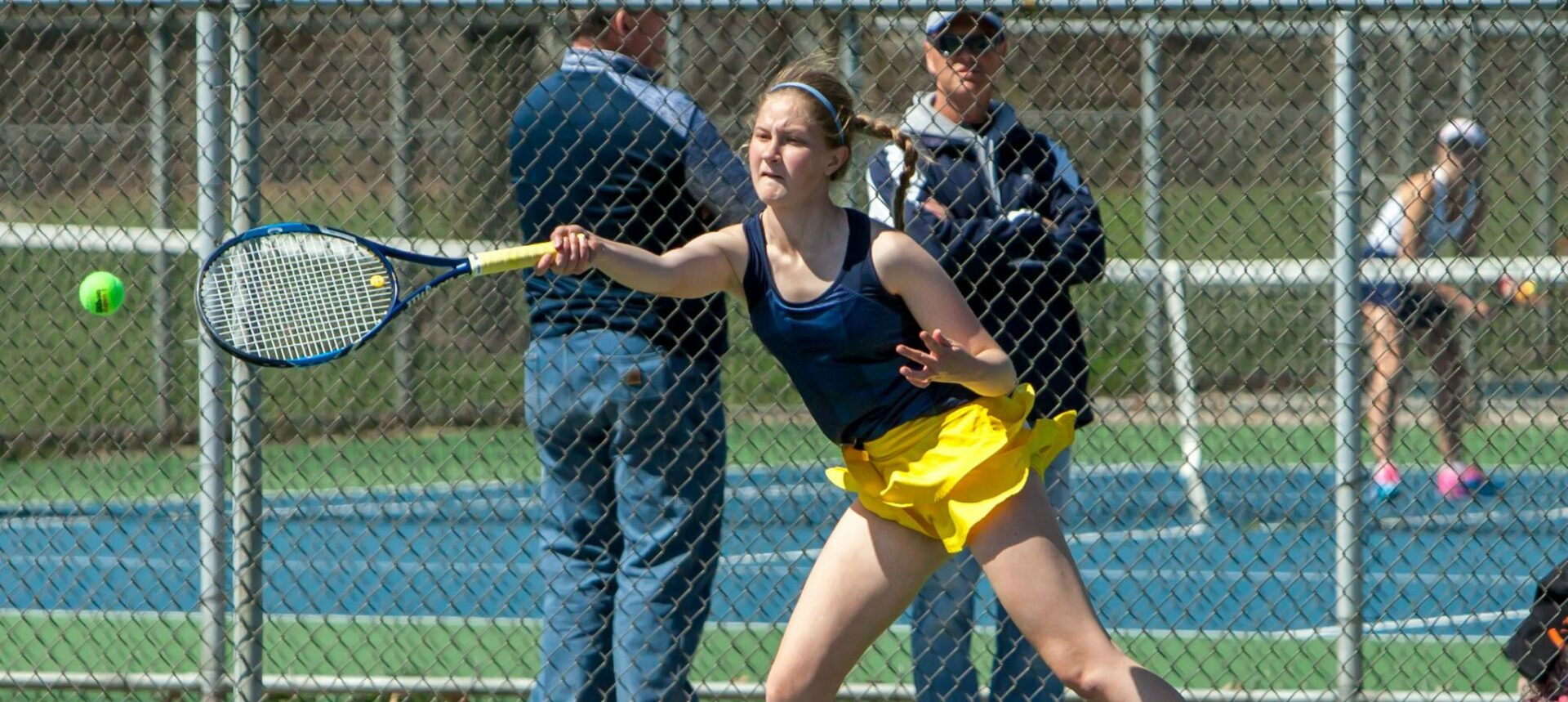 North Muskegon girls tennis team, ranked No. 2 in the state, wants to maintain local supremacy at Saturday's city tournament