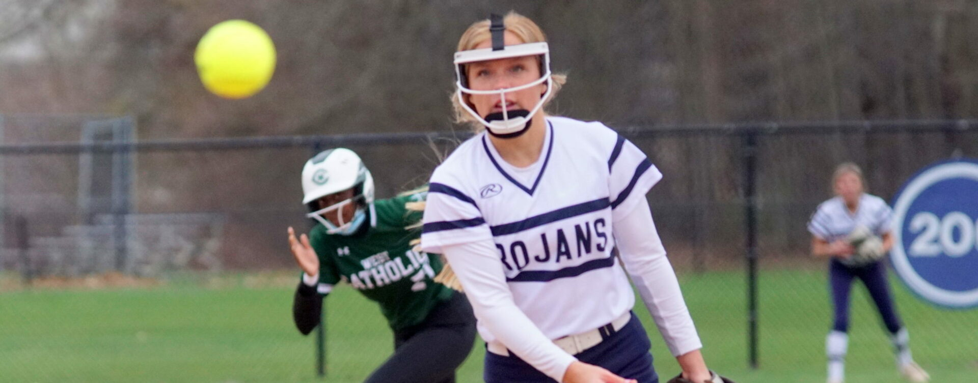 Fruitport softball team improves to 4-0 on the season with two come-from-behind victories over GR West Catholic
