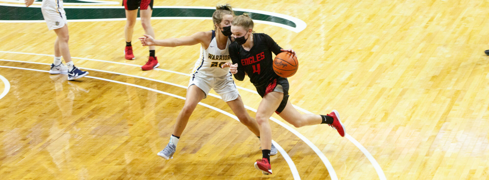 Kent City girls fight back hard in the fourth quarter, come up just two points short in their bid for a state championship