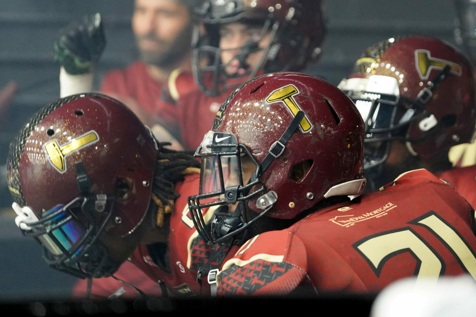 West Michigan Ironmen return to action with an impressive 57-0 thrashing of the Chicago Power in season opener