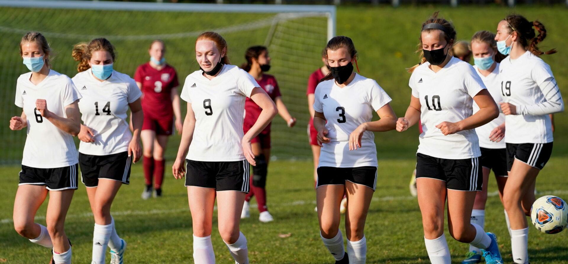 Wietrzykowski scores three goals as Ludington soccer team shuts down previously unbeaten Orchard View 8-0