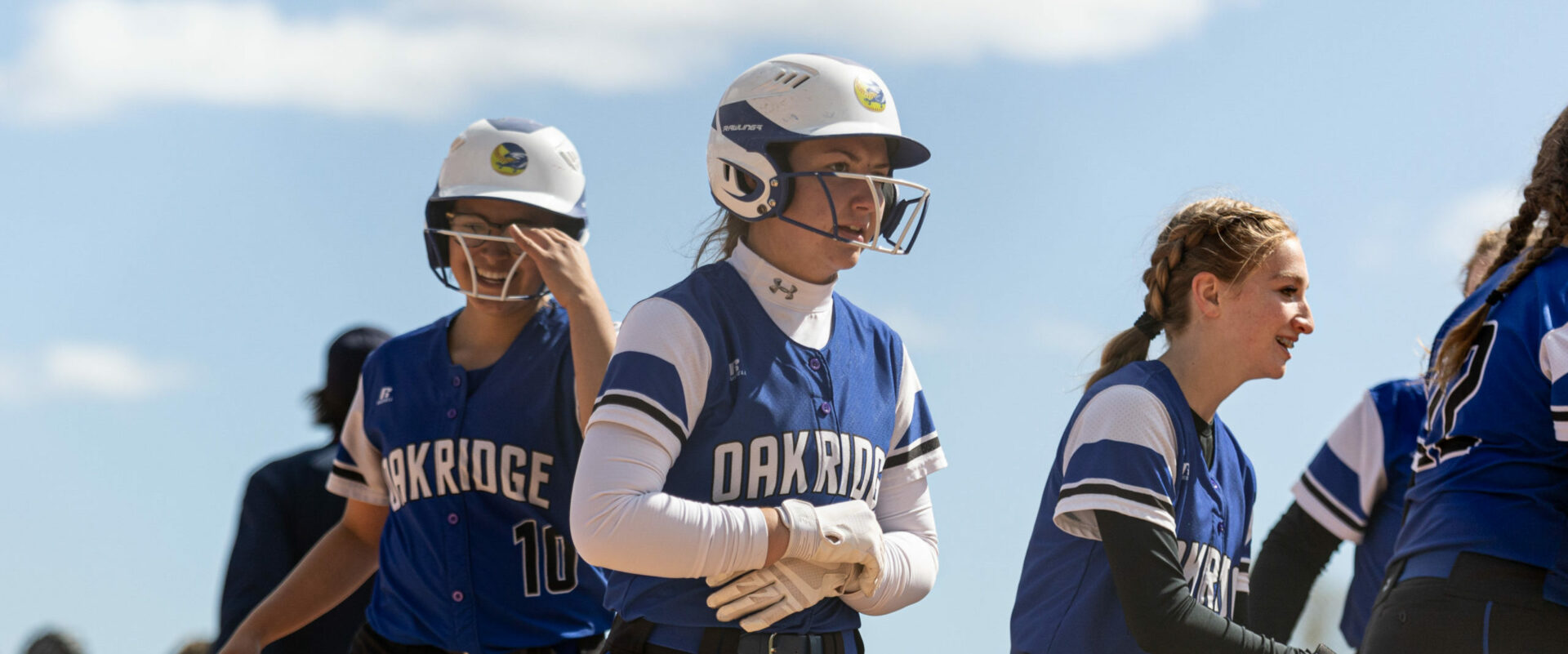 Oakridge softball team improves to 21-0 with a dominant doubleheader sweep of conference rival North Muskegon