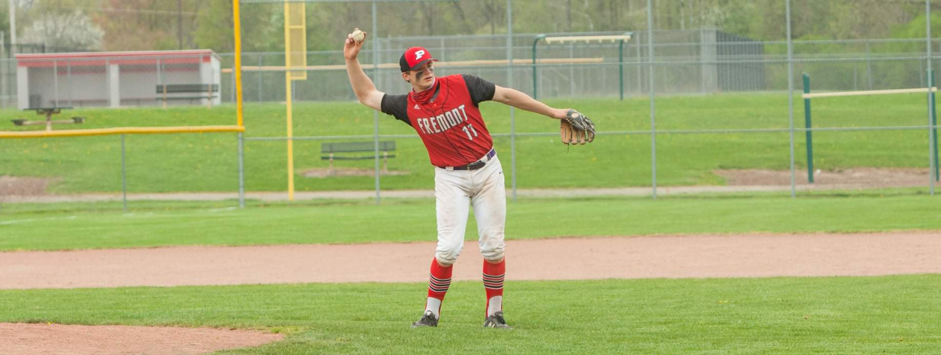 Big arm, big bat: Fremont's Payton Mansfield leads area pitchers in strikeouts and area hitters in homers and RBIs