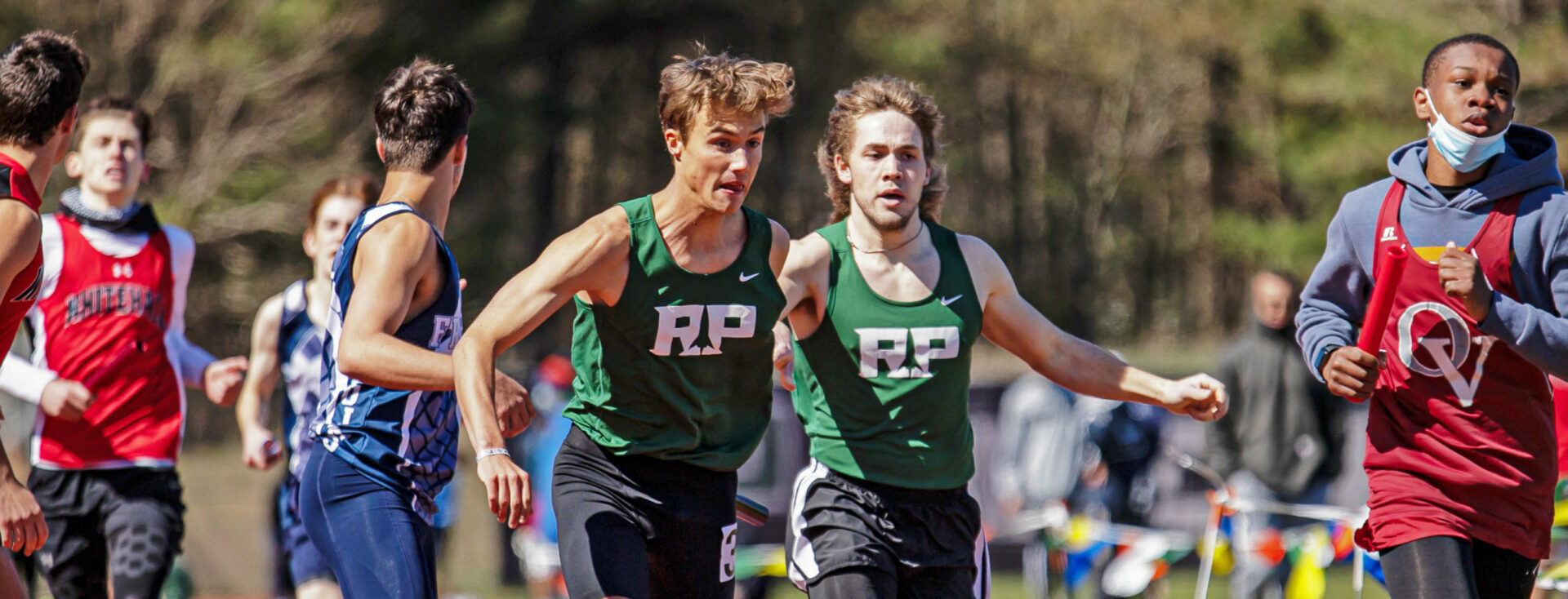 Reeths-Puffer's Grant sweeps distance events, leading Rocket boys to first city meet track championship in 15 years
