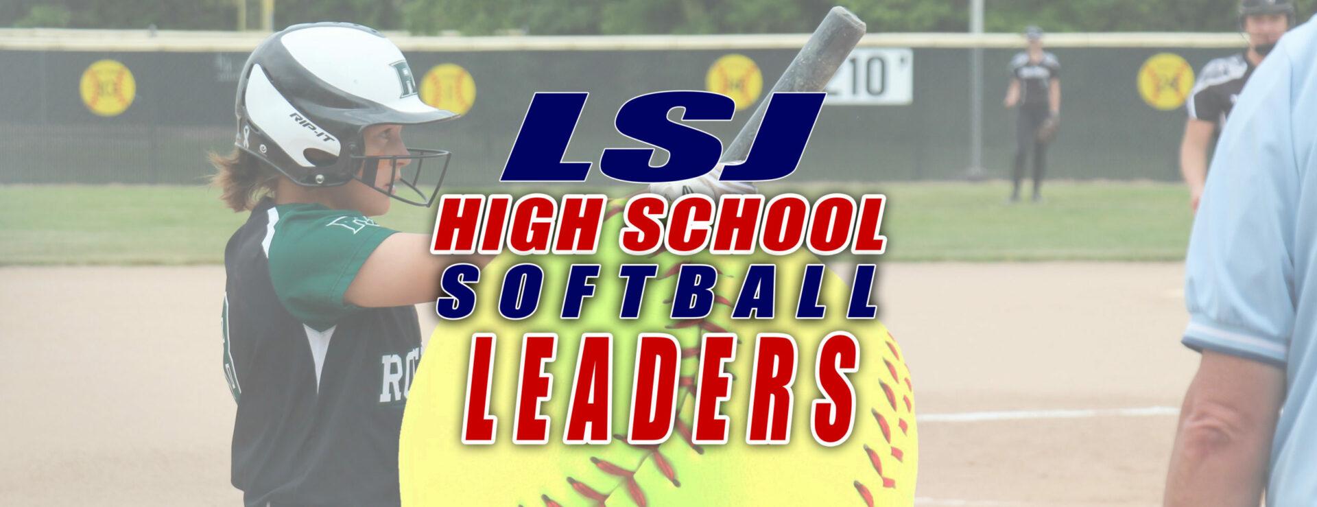 LOCALSPORTSJ0URNAL.COM LEADER BOARD: Muskegon area high school softball hitting leaders